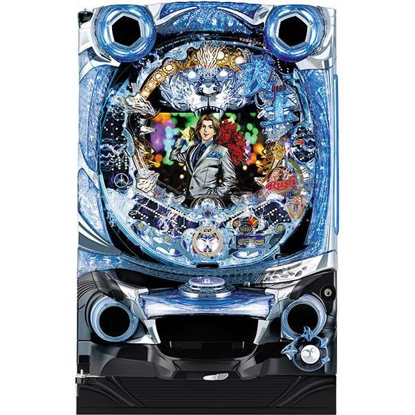 西陣 CR夜王F『バリューセット3』[パチンコ実機][A-コントローラーPlus+循環加工/家庭用電源/音量調整/ドアキー/取扱い説明書付き〕[中古]