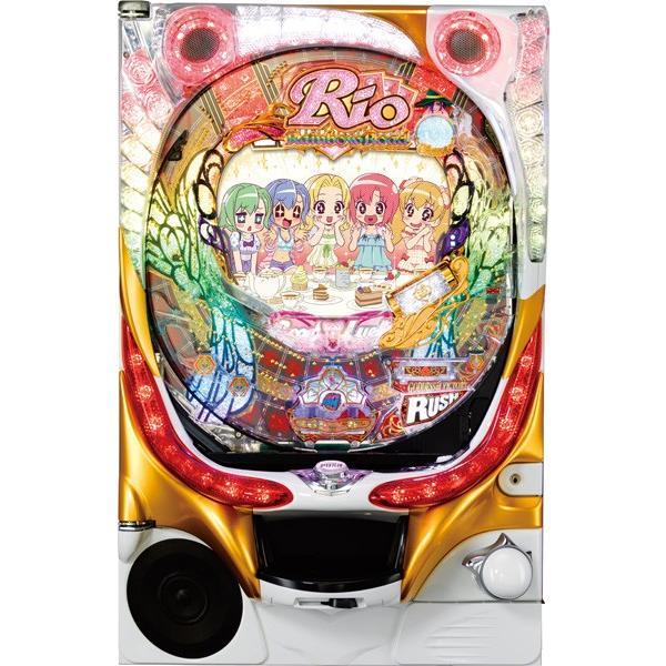 平和 CRパチンコRio2-Rainbow Road-99.9ver. (リオ2 レインボーロード) 『バリューセット3』[パチンコ実機][A-コントローラーPlus+循環加工/家庭用電源/音量調整