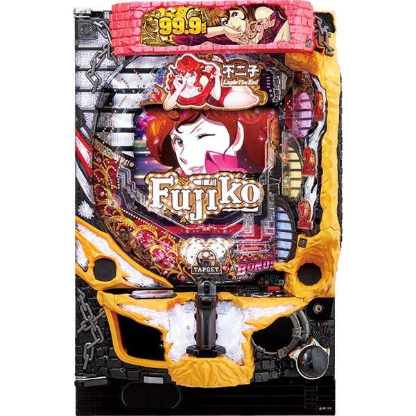 平和 CR不二子〜Lupin The End〜99.9ver.『バリューセット1』[パチンコ実機][オートコントローラータイプ1(自動回転/保留固定/高速消化/玉打ち併用)+循環加工/家