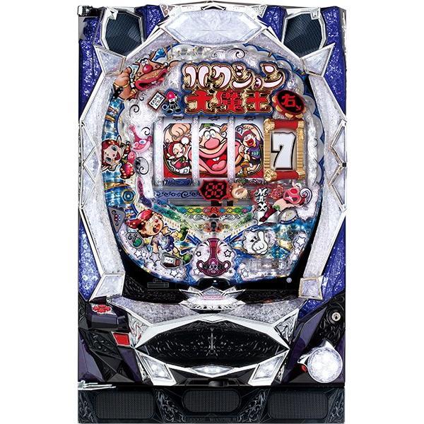 サミー ぱちんこCRハクション大魔王4STK『バリューセット1』[パチンコ実機][オートコントローラータイプ1(自動回転/保留固定/高速消化/玉打ち併用)+循環加工/家