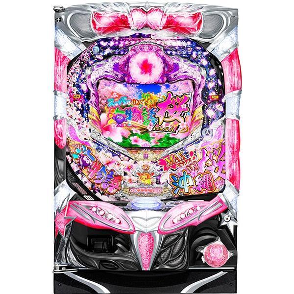SANYO CRスーパー海物語 IN 沖縄3 桜マックス 『循環リフター加工セット』[パチンコ実機][循環リフター加工/家庭用電源/音量調整/ドアキー/取扱い説明書付き〕[