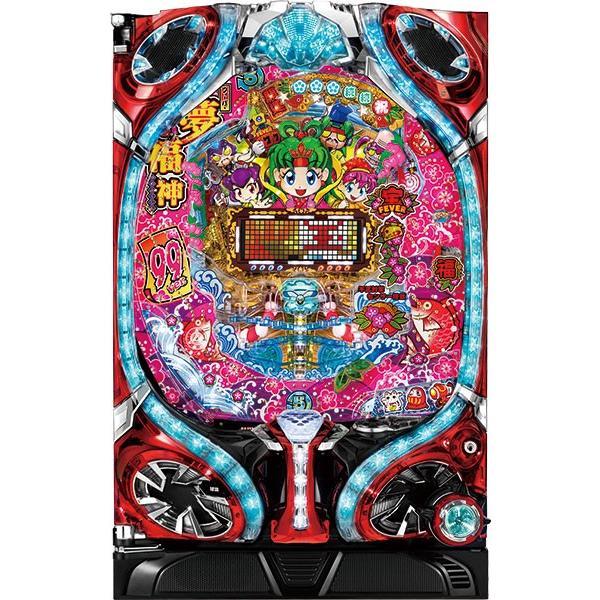 SANKYO CRフィーバー夢福神99ver. 『バリューセット3』[パチンコ実機][A-コントローラーPlus+循環加工/家庭用電源/音量調整/ドアキー/取扱い説明書付き〕[中古]