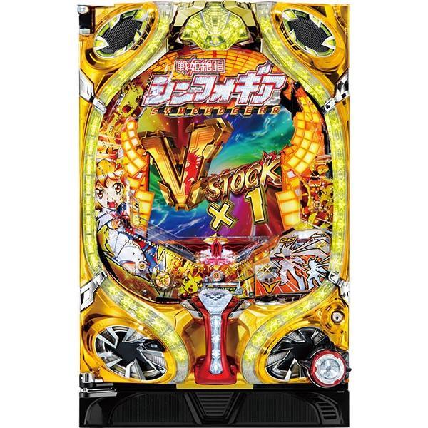 SANKYO CRフィーバー戦姫絶唱シンフォギア『バリューセット2』[パチンコ実機][オートコントローラータイプ2(演出観賞特化型コントローラー)+循環加工/家庭用電源