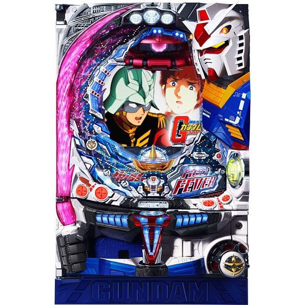 SANKYO CRフィーバー機動戦士ガンダム『バリューセット2』[パチンコ実機][オートコントローラータイプ2(演出観賞特化型コントローラー)+循環加工/家庭用電源/音