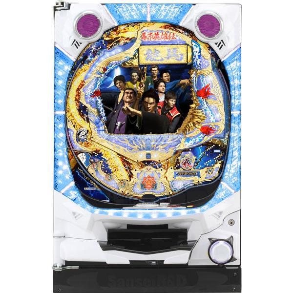 サンセイ R&D CR幕末英雄伝龍馬XX1 『バリューセット2』[パチンコ実機][オートコントローラータイプ2(演出観賞特化型コントローラー)+循環加工/家庭用電源/