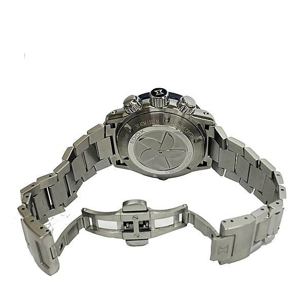 エドックス EDOX  クロノオフショア1 クロノグラフ 01122-3BU3-BUIN3 機械式(自動巻き)腕時計|a-spiral|03