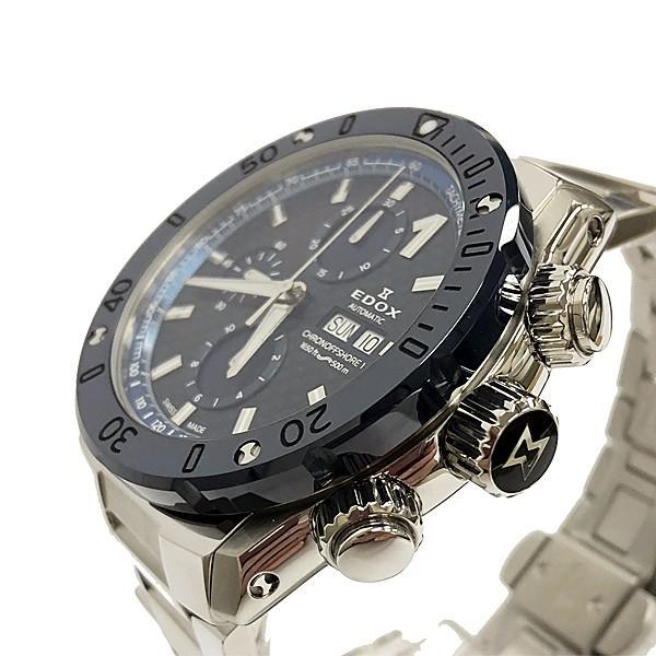 エドックス EDOX  クロノオフショア1 クロノグラフ 01122-3BU3-BUIN3 機械式(自動巻き)腕時計|a-spiral|04