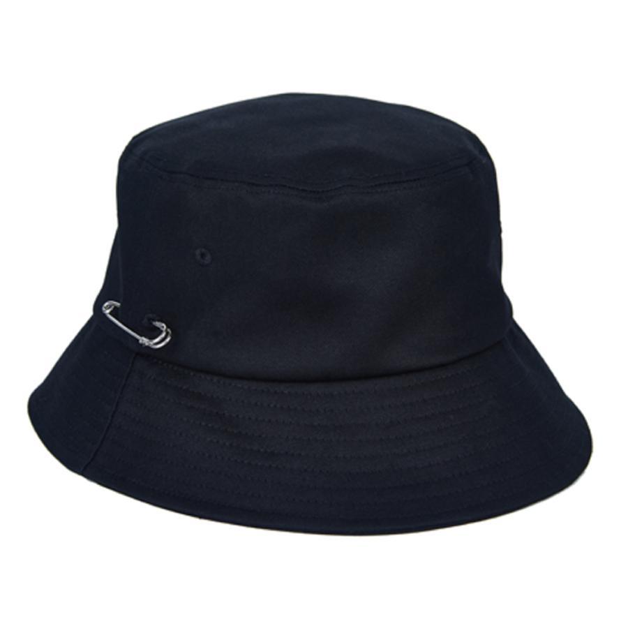 BTS着用 MACK BARRY マクバリー 国内正規品 ハット バケットハット 帽子 メンズ レディース 韓国 シンプル おしゃれ 黒 白 ベージュ ブラック ホワイト|a-stylecoltd|04