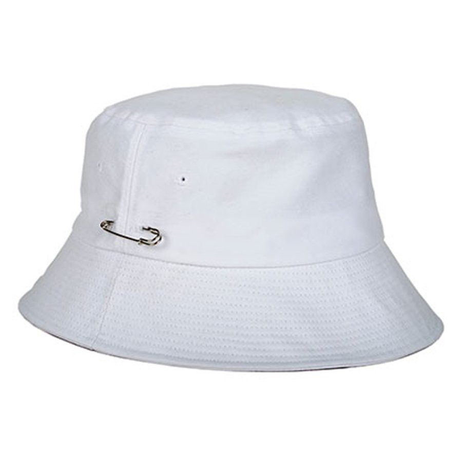 BTS着用 MACK BARRY マクバリー 国内正規品 ハット バケットハット 帽子 メンズ レディース 韓国 シンプル おしゃれ 黒 白 ベージュ ブラック ホワイト|a-stylecoltd|05