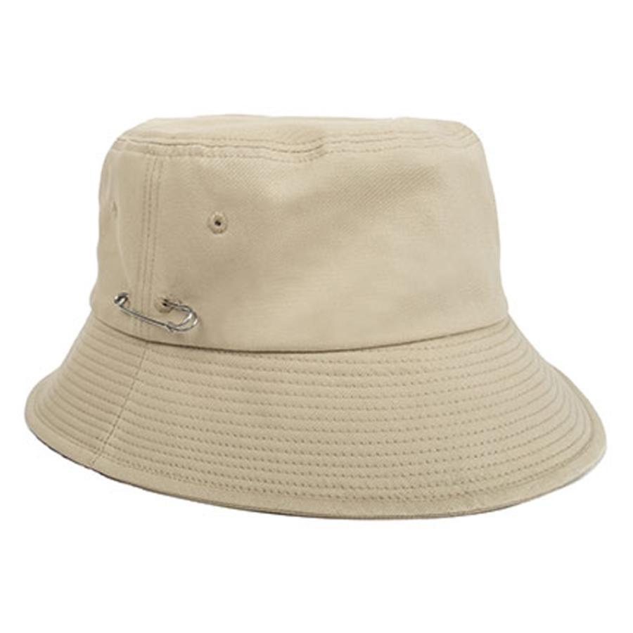 BTS着用 MACK BARRY マクバリー 国内正規品 ハット バケットハット 帽子 メンズ レディース 韓国 シンプル おしゃれ 黒 白 ベージュ ブラック ホワイト|a-stylecoltd|06