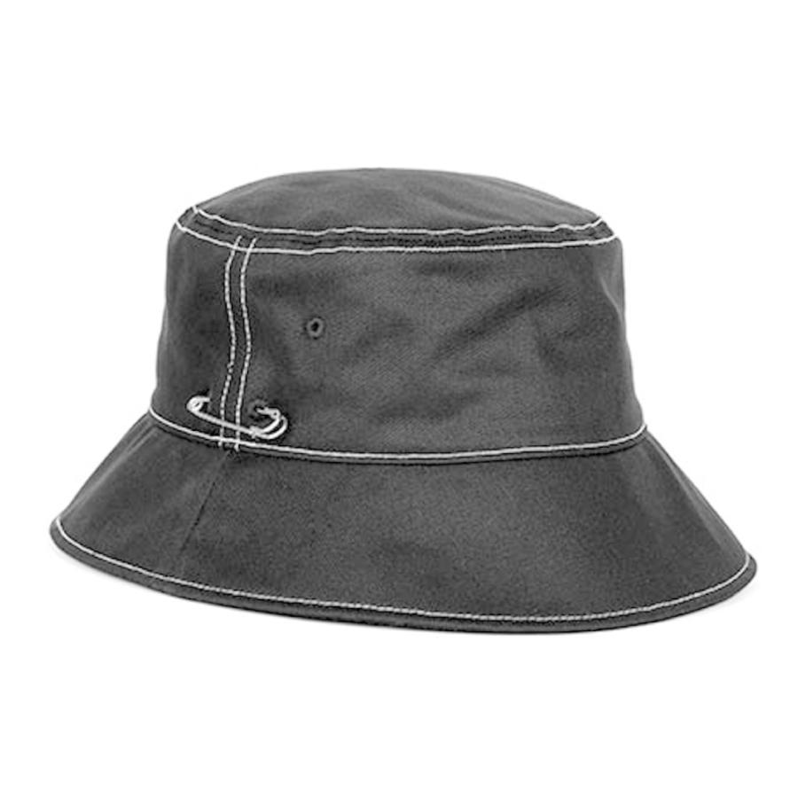BTS着用 MACK BARRY マクバリー 国内正規品 ハット バケットハット 帽子 メンズ レディース 韓国 シンプル おしゃれ 黒 白 ベージュ ブラック ホワイト|a-stylecoltd|08