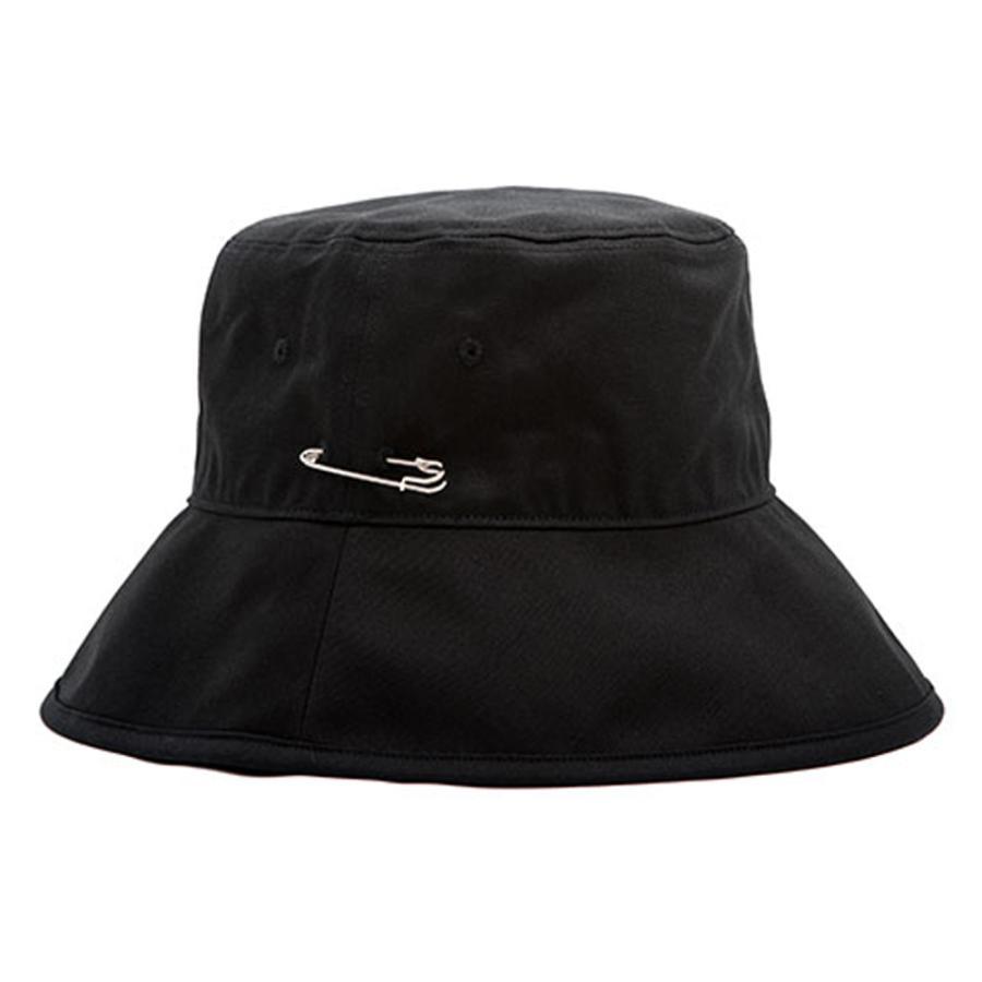 BTS着用 MACK BARRY マクバリー 国内正規品 ハット バケットハット 帽子 メンズ レディース 韓国 シンプル おしゃれ 黒 白 ベージュ ブラック ホワイト|a-stylecoltd|09