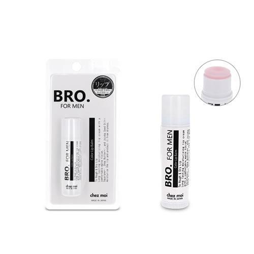 シェモア BRO.FOR.MEN Color 定番から日本未入荷 Balm Lip 2020 新作