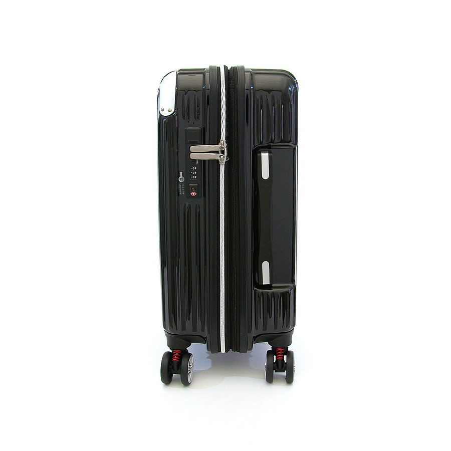 73%OFF アウトレット スーツケース 機内持ち込み Sサイズ 軽量 拡張機能 双輪キャスター シフレ TRIDENT TRI2035-49 aaminano 03