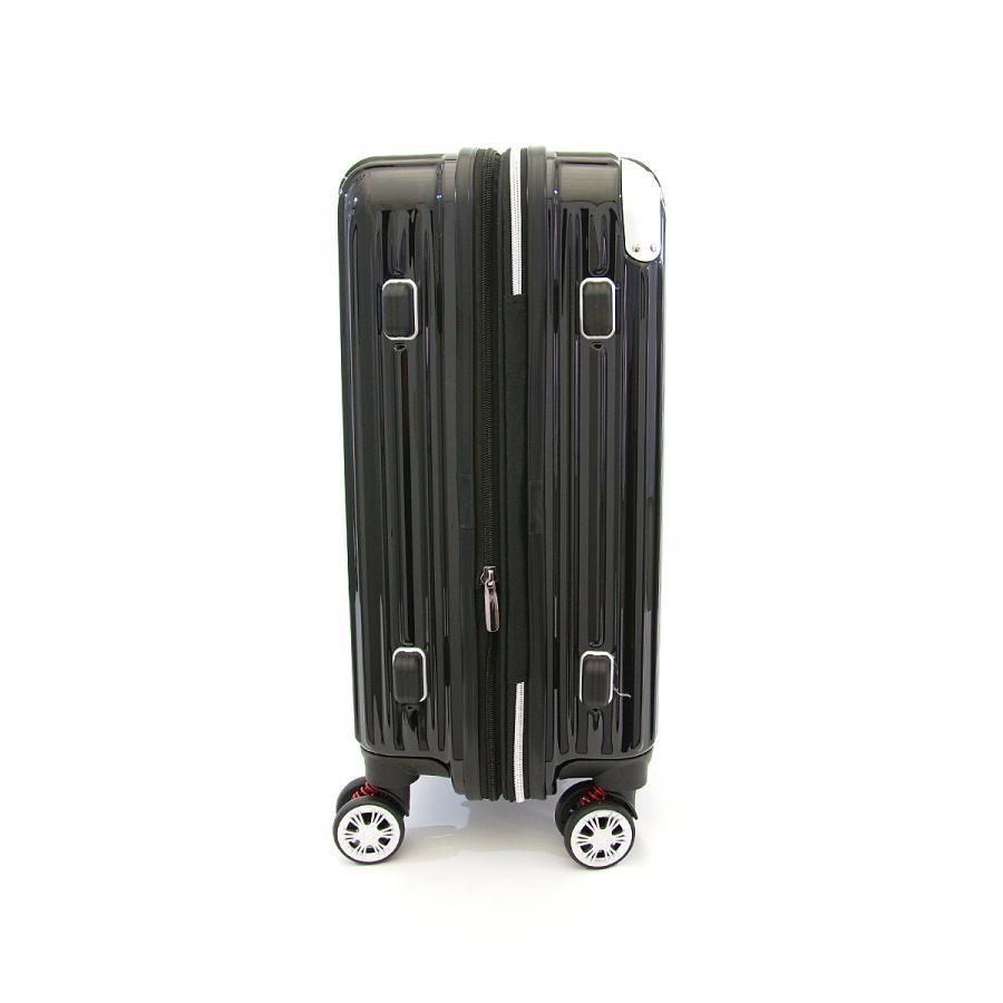 73%OFF アウトレット スーツケース 機内持ち込み Sサイズ 軽量 拡張機能 双輪キャスター シフレ TRIDENT TRI2035-49 aaminano 04
