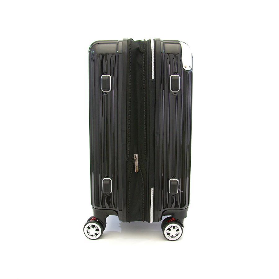 73%OFF アウトレット スーツケース 機内持ち込み Sサイズ 軽量 拡張機能 双輪キャスター シフレ TRIDENT TRI2035-49 aaminano 05