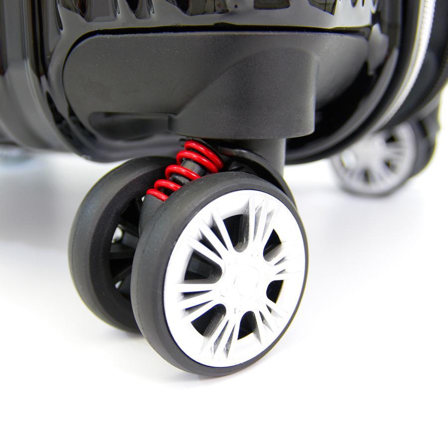 73%OFF アウトレット スーツケース 機内持ち込み Sサイズ 軽量 拡張機能 双輪キャスター シフレ TRIDENT TRI2035-49 aaminano 06