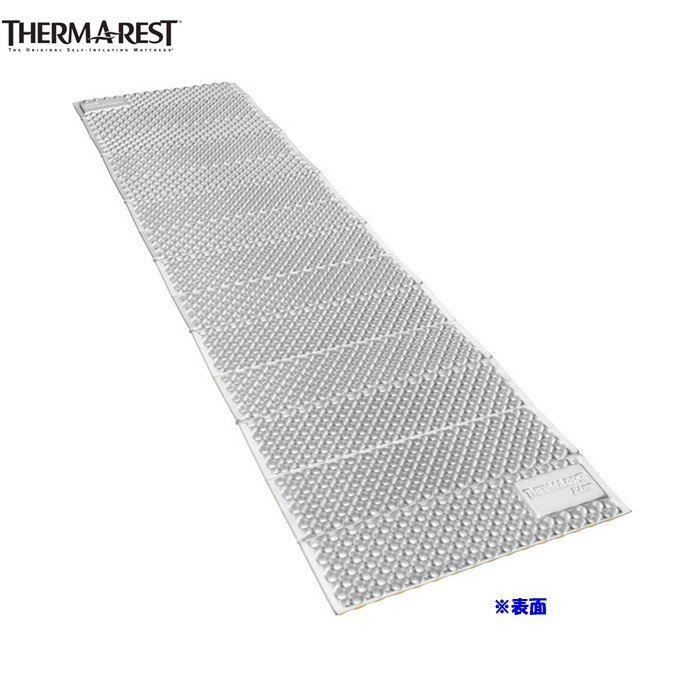 Thermarest(サーマレスト)Zライト ソル S:スモール(シルバー/レモン)/ Z Lite Sol / 30669【マットレス】|aarck-yast