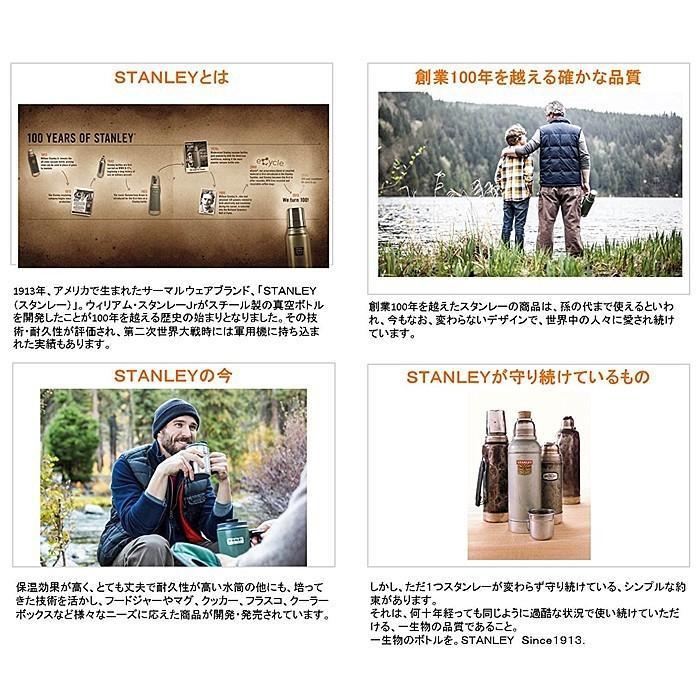 STANLEY(スタンレー)クーラーボックス 6.6L(グリーン)/01622-005【クーラーボックス】【日本正規品】|aarck-yast|02