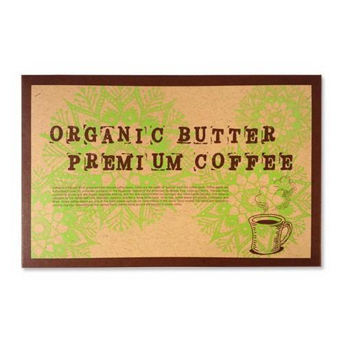 オーガニックバタープレミアムコーヒー 30包|aas|07