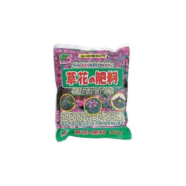 サンアンドホープ 化成肥料 草花の肥料 600g 30袋セット※代引・同梱不可