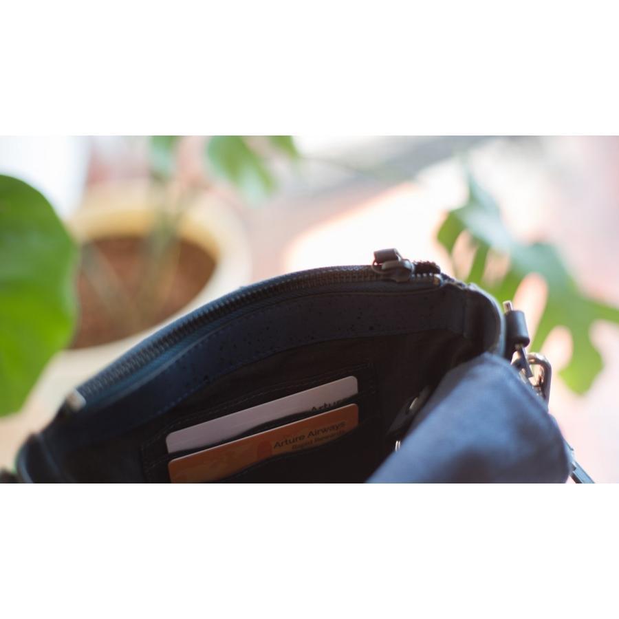 ショルダーバッグ 2way コルク&ヘンプ製 斜め掛け ヴィーガン 一年保証|aasha-shop|08