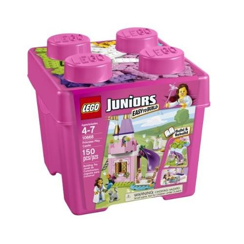 レゴLEGO Juniors 10668 The Princess Play Castle