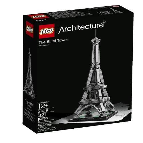 レゴLEGO Architecture 21019 The Eiffel Tower
