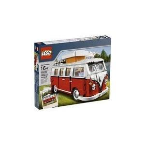 レゴLEGO Creator Expert Volkswagen T1 Camper Van 10220 Construction Set (1334 Pieces)