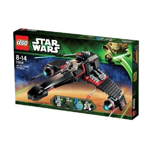 レゴLEGO Star Wars Jek-14's [TM] Stealth Starfighter 75018