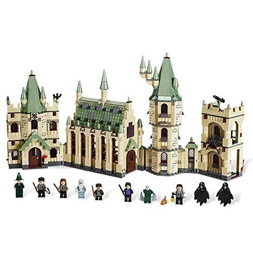 4595254 Kit 1290 pieces LEGO Harry Potter Hogwart's Castle 4842 (Discontinued by manufacturer)