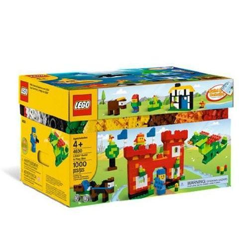 レゴLego Make and Create 4630 Build and Play Box Starter Set New in Box Special Gift Fast Shipping and Ship Worldwide