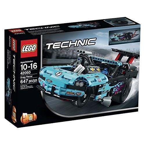 6135809 LEGO Technic Drag Racer 42050
