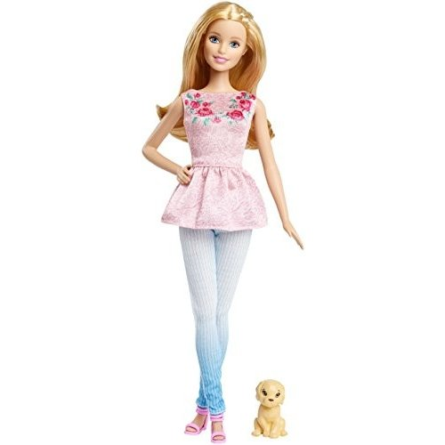 CLF97 Barbie and Her Sisters in The Great Puppy Adventure Barbie Doll