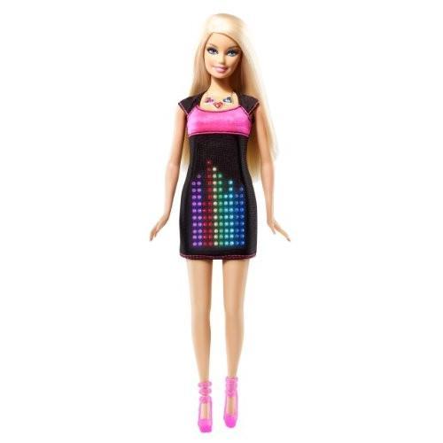 バービーBarbie Digital Dress Doll