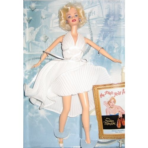 Barbie 1997 Collectibles as Marilyn - The Seven Year Itch