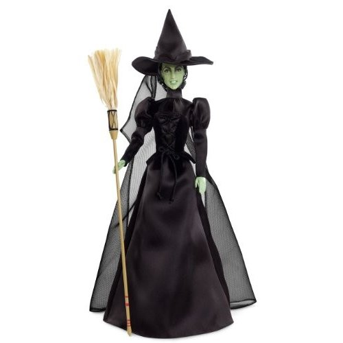 バービーBarbie Collector Wizard of Oz Wicked Witch of The West Doll