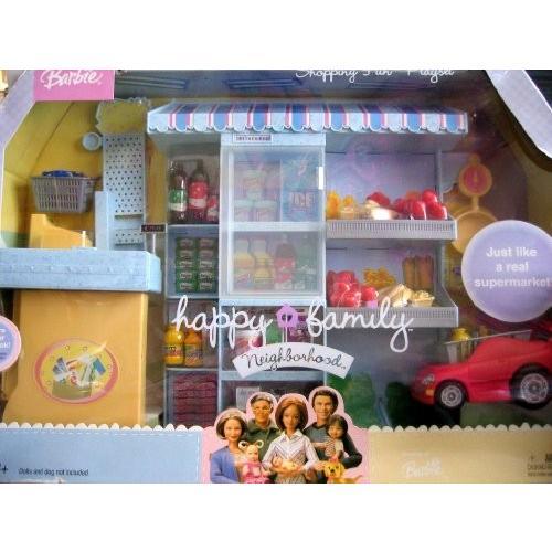 バービーBarbie Happy Family Shopping Fun Playset Supermarket (2004)