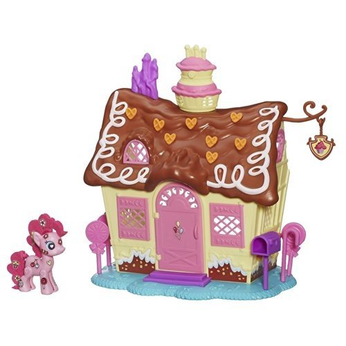 A8203 My Little Pony Pop ピンクie Pie Sweet Shoppe Playset