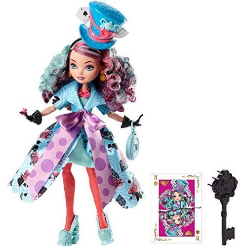 エバーアフターハイEver After High Way Too Wonderland Madeline Hatter Doll