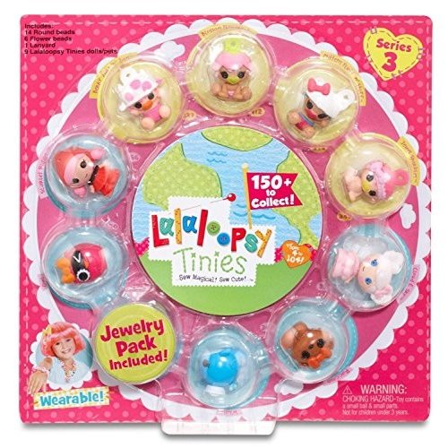 534273 Lalaloopsy Tinies Doll (10-Pack)- Style 6