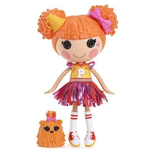 ララループシーLalaloopsy Doll- Peppy Pom Poms