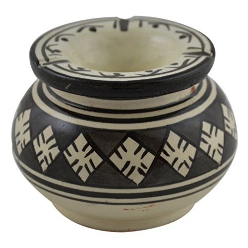 灰皿ceramics 灰皿ceramics Ashtrays Hand Made Moroccan Ceramic Medium
