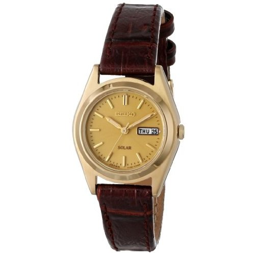 大特価!! SUT120 NO SIZE Seiko Quartz Display Women's SUT120 Analog Display SIZE Japanese Quartz Brown Watch, カレイドスコープス:0365c5c7 --- airmodconsu.dominiotemporario.com
