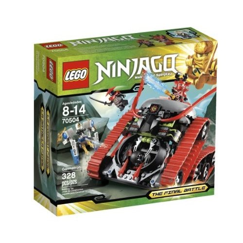 6024740 One Size LEGO Ninjago Garmatron 70504