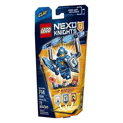レゴLEGO NexoKnights ULTIMATE Clay 70330