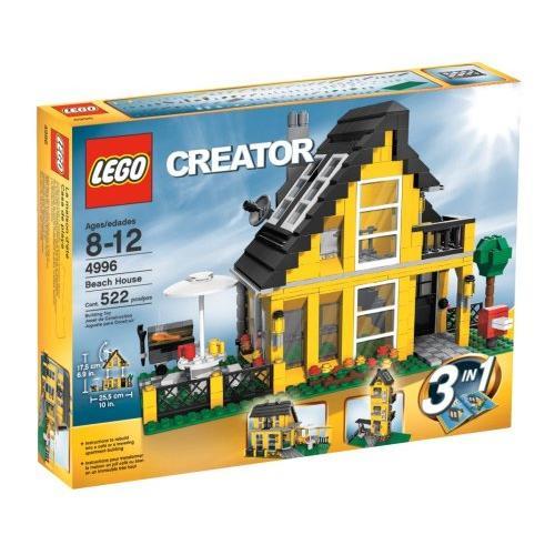 4517443 LEGO Creator Beach House (4996)