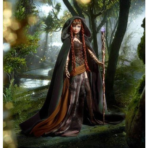 バービーMattel Faraway Forest Elf Barbie Doll