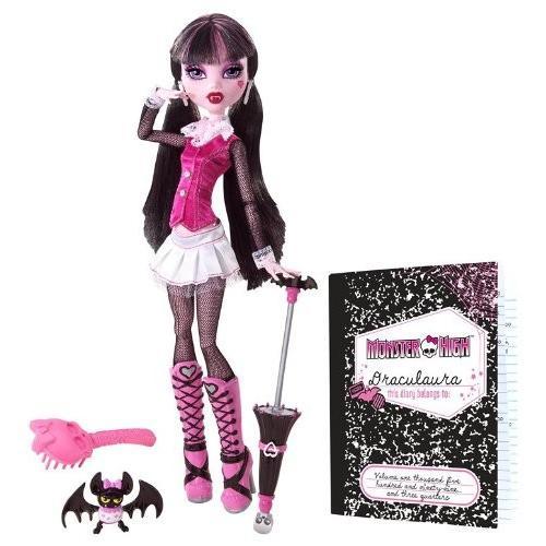 モンスターハイMonster High Draculaura Doll