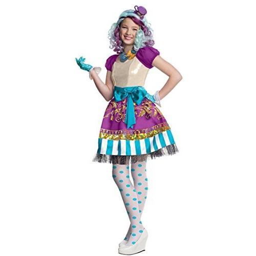 モンスターハイRubie's 884911 Girls 8-10 Madeline Hatter Costume